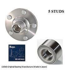 Front Wheel Hub & (OEM) KOYO Bearing Kit Fit 2004-2008 TOYOTA SOLARA (2.4L eng)