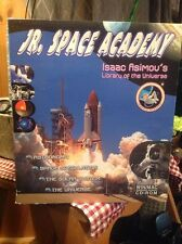 Jc Research Jr. Space Academy Isaac Asimov's Library Of The Universe Software