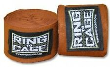 Ring To Cage Handwraps Mexican Style Stretchable-Tan 180""