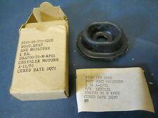 Dodge M37 M43 G741 Accelerator pedal draft pad NOS