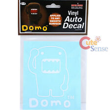 "Domo Kun Vinyl Auto Decal Window Clings 3"" Domo Auto Accessories"