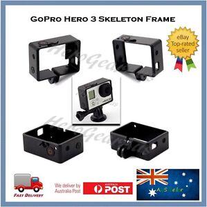 GoPro Frame Mount For GO PRO Hero 3+ / 3 HERO3  Camera HERO 3 The Naked Frame