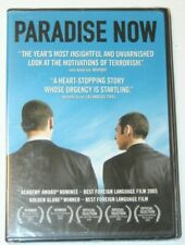Paradise Now DVD.  2005 Film Arabic With En/Fr Subtitles.  BRAND NEW & SEALED!