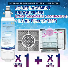 LG  Replacement  Fridge filters  for  GM-F208ST,GR-D730SL,GR-D907SL  & AirFilter