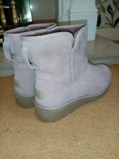 Ugg Boots Size 7.5 Dusty Pink
