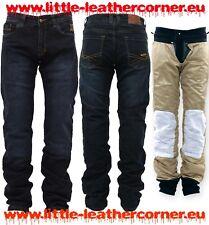 BORES Motorrad Jeans LIVE Motorradhose mit DuPontTM Kevlar® Kevlarjeanshose Gr38