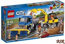 LEGO® City : 60152 Straßenreiniger und Bagger & 0.-€ Versand & OVP & NEU !