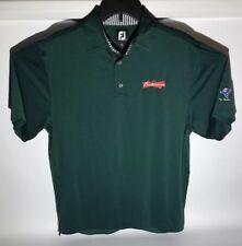 FootJoy Golf Polo Shirt Sz M  Wounded Warrior Classic Team Australia Performance