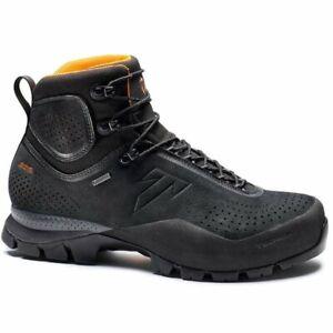 TECNICA Forge S GTX chaussures de randonnées trekking homme noires et oranges