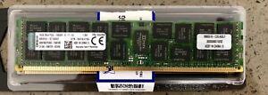 Kingston 16GB 1333MHz DDR3 PC3-10666 Reg ECC Low Voltage DIMM Memory Used