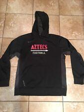 San Diego Aztecs Football Nike Therma Fit Hoodie Men's Size Medium