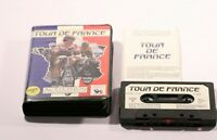 RETRO COMMODORE 64 (C64) 128 GAME ( TOUR DE FRANCE )  BY ACTIVISION 1984