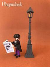 FAROLA CUSTOM STREET LAMP LAMPADAIRE VICTORIANA FIGURA PLAYMOBIL NO INCLUIDA
