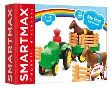 Smartmax IL MIO PRIMO TRENO degli Animali Magnetico Building Set 22 PZ