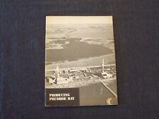 rare publication  / book - Producing Prudhoe Bay, Sohio Petroleum Company, 1978