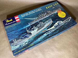 Revell 2006 Guided Missile Fleet & Seaplane Tender