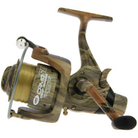 CAMO 60 CARP FISHING REEL WITH 12LB LINE & SPARE SPOOL Angling Pursuits