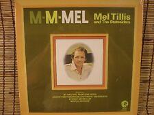 Mel Tillis LP Record - M-M-Mel - 1975 - Factory Sealed