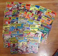 CLASSICS ILLUSTRATED * PICK Select the 1 you want, HRN # attached below see pics