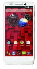 Motorola Moto Droid Mini MOTXT1030W 16GB GSM LTE Verizon Unlocked - White