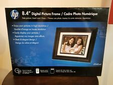 "HP 8.4"" Digital Picture Frame w/ Remote NEW"