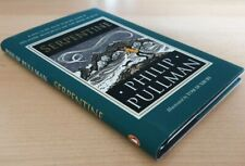 Serpentine ~ Philip Pullman SIGNED UK First Edition (1/1) HB His Dark Materials
