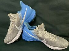 New listing Nike Air Zoom Infinity Tour Golf Shoes Grey Blue Mens Size 10.5 CZ8300-002
