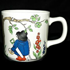 Paddington Bear and Tree 1980 Coalport Espresso Cup Made In England Child's Mug
