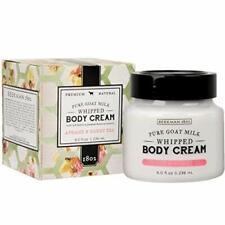 Beekman 1802 Pure Goat Milk Whipped Body Cream 8.0 fl oz. (Apricot & honey Tea)