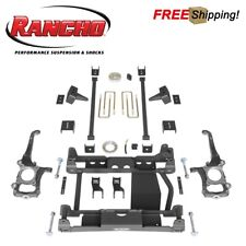 "Rancho RS66501B 6"" Suspension Lift Kit For 2015-2016 Ford F150 4WD"