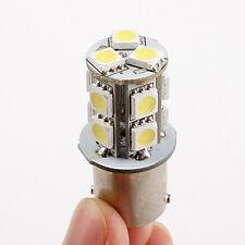 BA15s P21W 1156 13 LED SMD 5050 STOP RETROMARCIA POSIZIONI FRECCE R5W  BIANCA