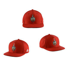 NBA Adidas 2016 All-Star Game Toronto Structured Flex Mens Unisex Hat - Red