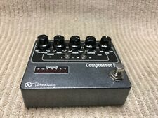 Keeley Compressor Pro Guitar Effects Pedal Good Condition Ships Free!