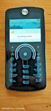 Motorola ROKR E8 - 2GB - Black (Unlocked) Smartphone