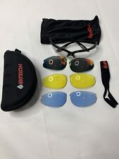 EKTELON Racquetball Safety Glasses Adult Sized 4 Lens Set (Pre-owned)