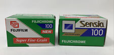 2 FUJICHROME SENSIA RA 135 100 ISO 36 EXPOSURE OUT OF DATE PROCESS BEFORE 2/2005