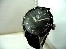 VIXA HIGHLANDER DIVER MILITARY STYLE 600 FEET SAPPHIRE GLASS! NEW BOX & PAPERS