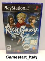 ROGUE GALAXY - SONY PS2 PLAYSTATION 2 - NUOVO SIGILLATO - NEW SEALED PAL VERSION
