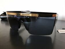 Gianni Versace Vintage Sunglasses Mod.S76 Col.852 Medusa Lady Gaga 372 424 NOS!