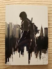 VERY RARE! TOM CLANCY'S THE DIVISION LIMITED COLLECTORS STEELBOOK G1 SIZED NEW