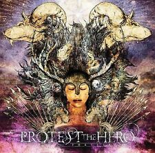 Protest the Hero - Fortress  (CD, Jan-2008, Vagrant)
