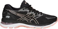 Asics Gel Nimbus 20 Womens Running Shoes - Black