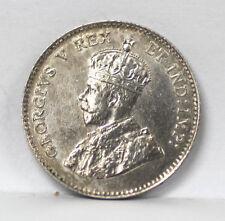 1911 Canada 5 Cents Silver Km16 George V - CH AU #01264841g