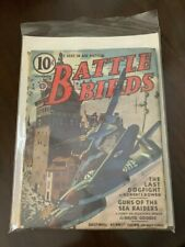 Battle Birds Pulp Magazine November 1943 Vol. 6 No. 3