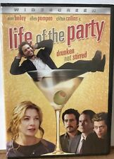 Life of the Party - Eion Bailey, Ellen Pompeo on dvd