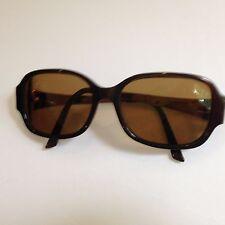 Via Spiga 344-S Zyloware Brown & Gold RX Designer Sunglasses Frames 55/16~135