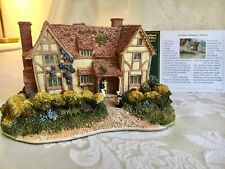 """Lilliput Lane miniature L2203 """"Chalfont St. Giles"""" in original box with deed"""