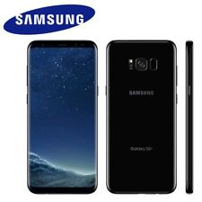 New Samsung Galaxy S8+ Plus G955U 64GB Black Verizon Unlocked AT&T Straight Talk