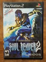 The Legacy of Kain Series - Soul Reaver 2 (Sony PlayStation 2, 2001) No manual
