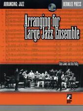 Music Reference Ser. Music Theory: Arranging for Large Jazz Ensemble by Dick...